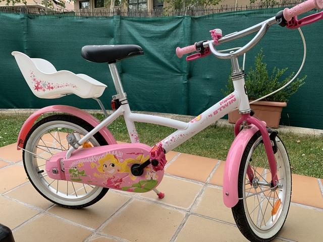 Vendo Bicicleta De 16 Casi Nueva
