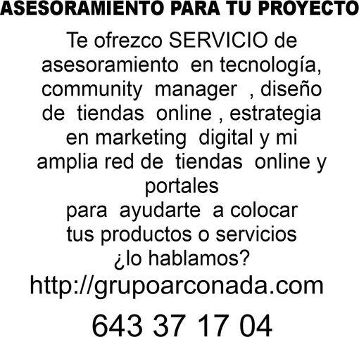 CONSULTOR DE  NUEVAS  TECNOLOGIAS Y MARK - foto 1