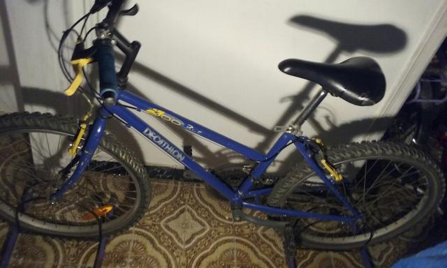 Bicicleta Decathlon Modelo 300 Rueda24\\