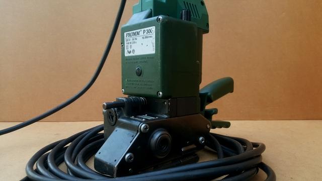 Flejadora Eléctrica Fromm P300