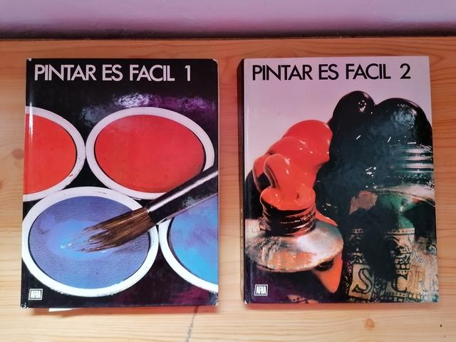 VENDO CURSO DE PINTURA.  - foto 1