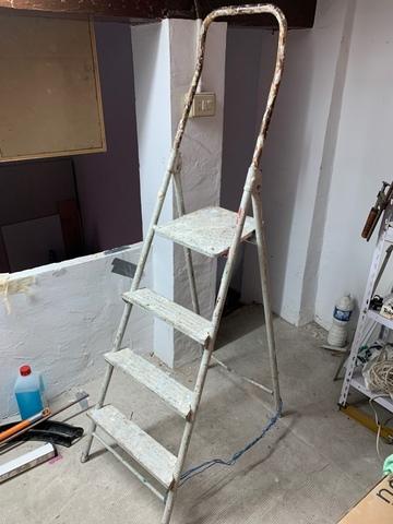 Escalera 4 Peldaños