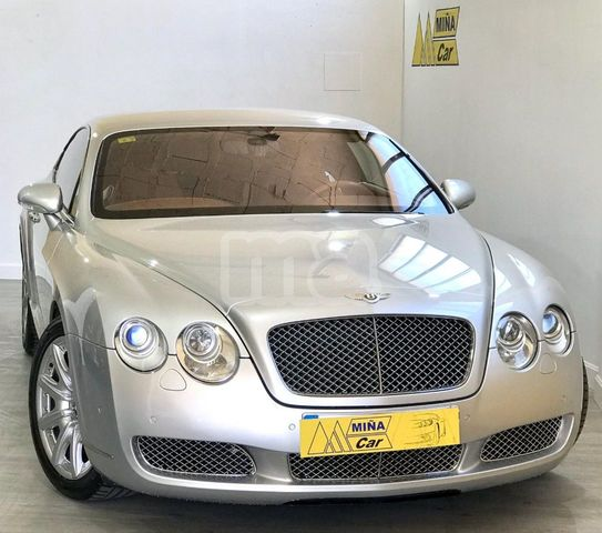 BENTLEY - CONTINENTAL GT - - foto 1