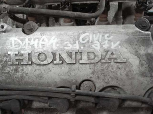MOTOR D14A4 HONDA CIVIC 1997 - foto 1