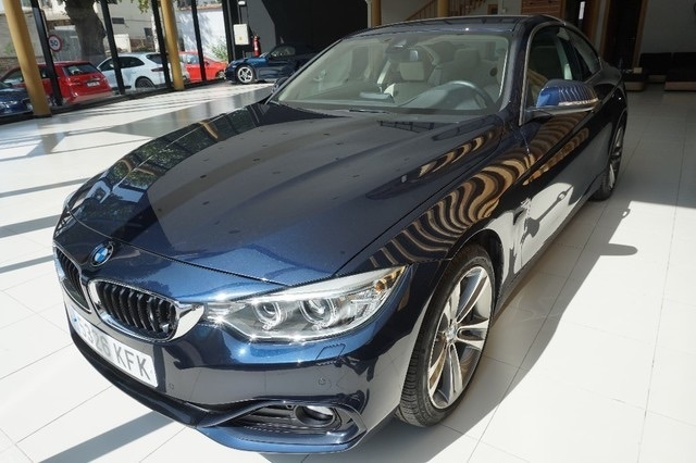BMW - SERIE 4 COUPE - foto 1