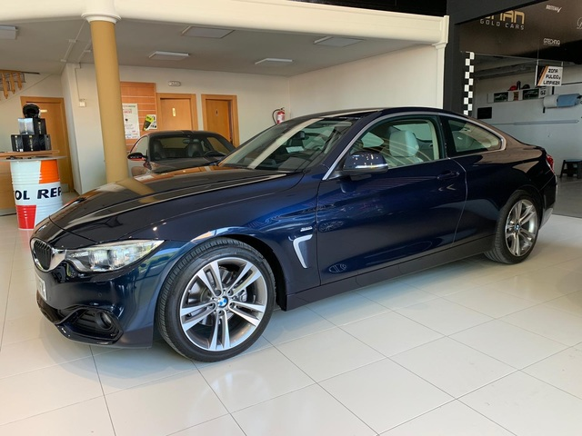 BMW - SERIE 4 COUPE - foto 3
