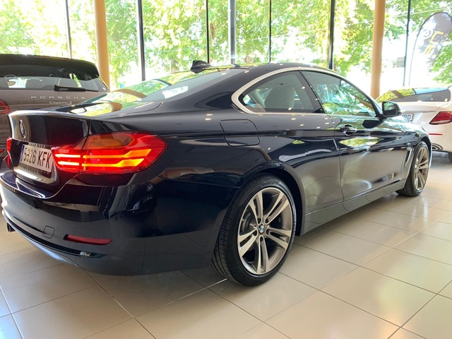 BMW - SERIE 4 COUPE - foto 4