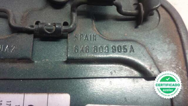 TAPA EXTERIOR COMBUSTIBLE SEAT IBIZA 6K1 - foto 3