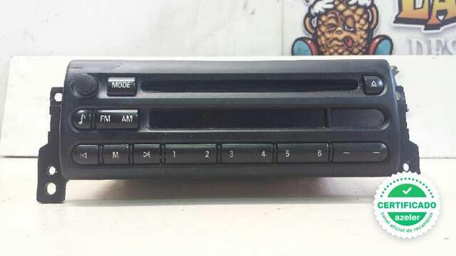 SISTEMA AUDIO RADIO CD BMW MINI R50R53 - foto 1