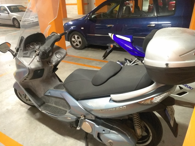 KYMCO - XCITING 500 - foto 1