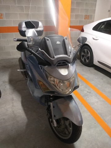 KYMCO - XCITING 500 - foto 6