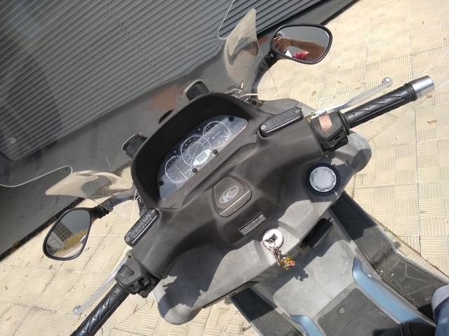 KYMCO - XCITING 500 - foto 7