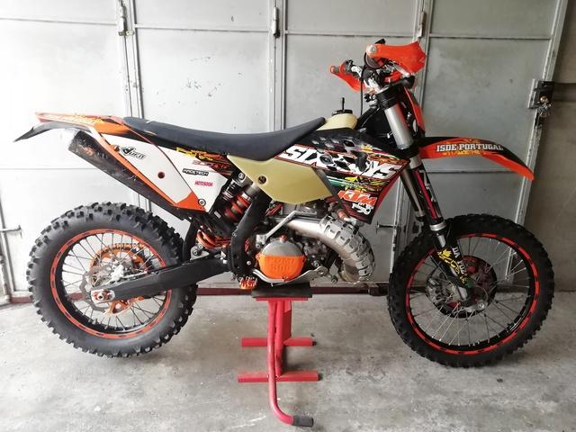 KTM - EXC 300 - foto 1