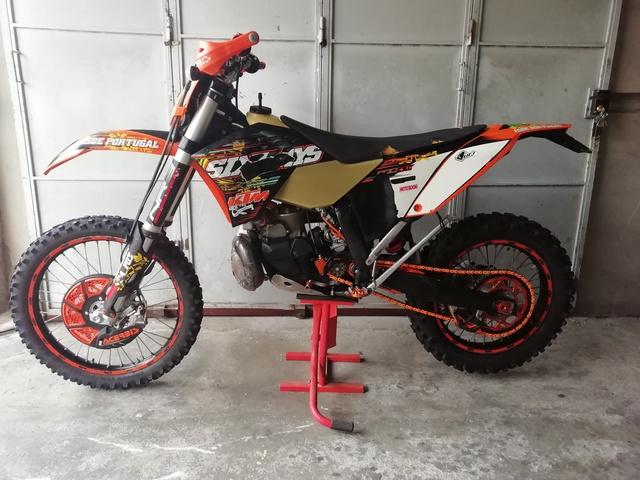 KTM - EXC 300 - foto 3