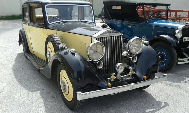 ROLLS ROYCE - WRAITH 1938 - foto 1