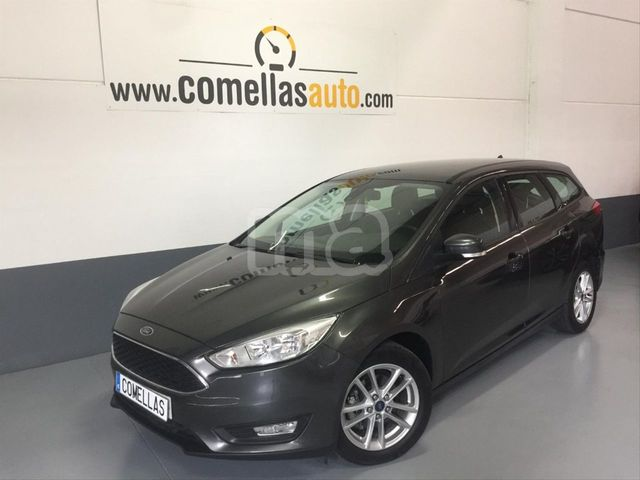 FORD - FOCUS 1. 0 ECOBOOST ASS 92KW TREND SPORTBR - foto 1