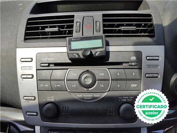 RADIO / CD MAZDA 6 BERLINA GH 082007 - foto 1