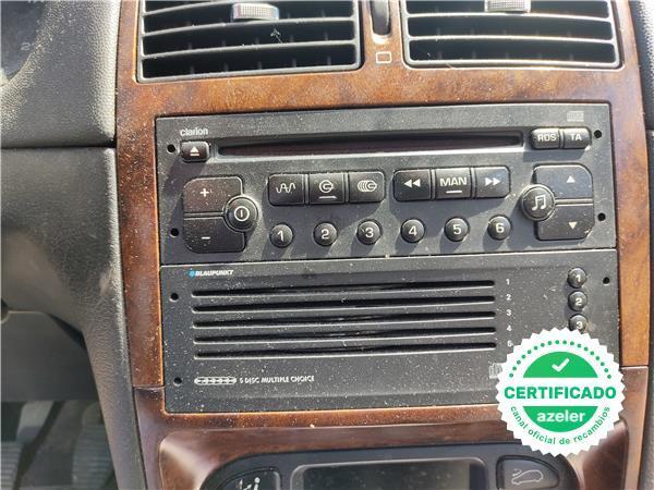 RADIO / CD PEUGEOT 307 3AC - foto 1