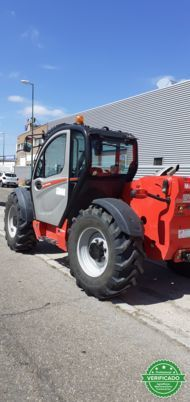 MANITOU MLT 733-100 D ST 4 S2 TRACT LSU - foto 2