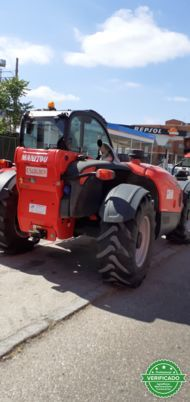 MANITOU MLT 733-100 D ST 4 S2 TRACT LSU - foto 3