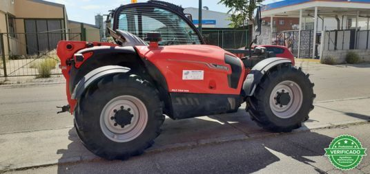 MANITOU MLT 733-100 D ST 4 S2 TRACT LSU - foto 4