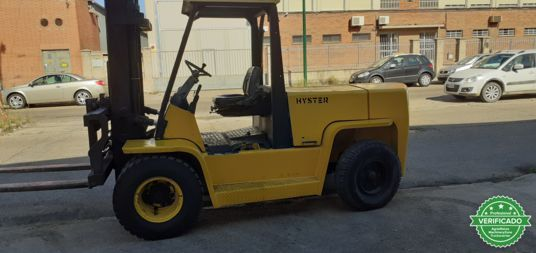 HYSTER H7. 00XL - foto 7