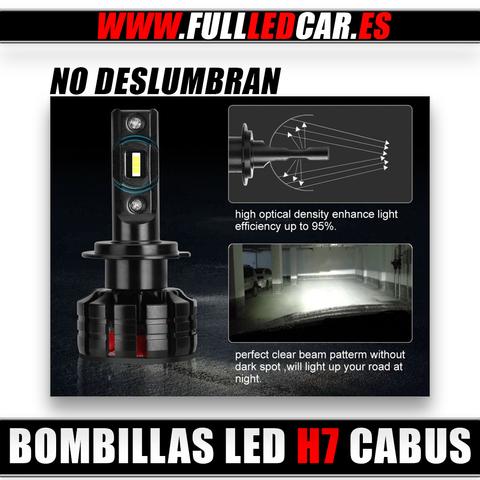 BOMBILLAS LED H7 CANBUS 10000LM 6500K - foto 4