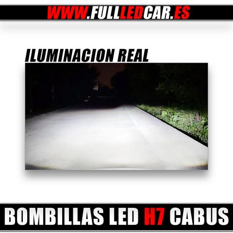 BOMBILLAS LED H7 CANBUS 10000LM 6500K - foto 5