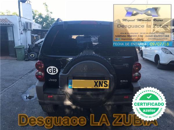 DESPIECE JEEP GRCHEROKEE III WH 2005 - foto 5