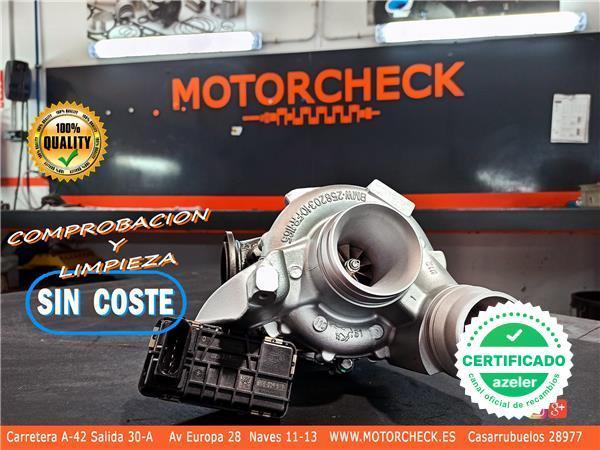 MOTOR COMPLETO BMW SERIE Z4 ROADSTER E85 - foto 2