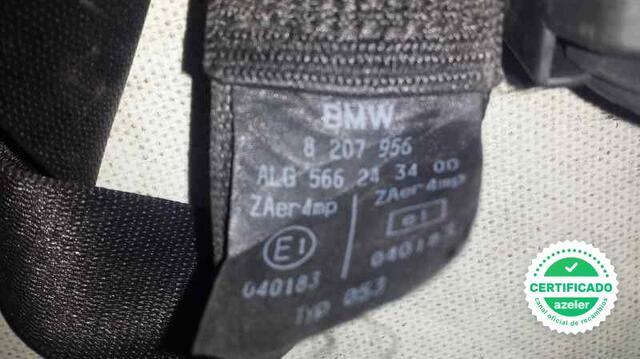 CINTURON SEGURIDAD DELANTERO DERECHO BMW - foto 2