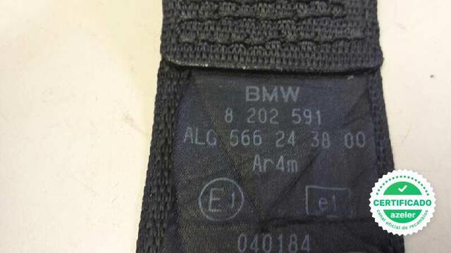 CINTURON SEGURIDAD TRASERO BMW SERIE 3 - foto 3