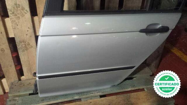 PUERTA TRASERA IZQUIERDA BMW SERIE 3 - foto 2