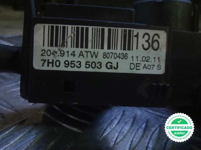 MANDO LUCES SEAT IBIZA 6P1 REFERENCE SIN - foto 3