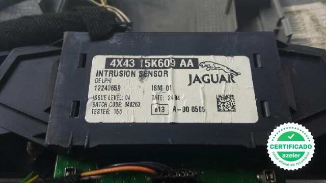 LUZ INTERIOR JAGUAR X TYPE 20 D CLASSIC - foto 3