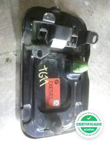 TAPA EXTERIOR COMBUSTIBLE BMW SERIE 5 - foto 2