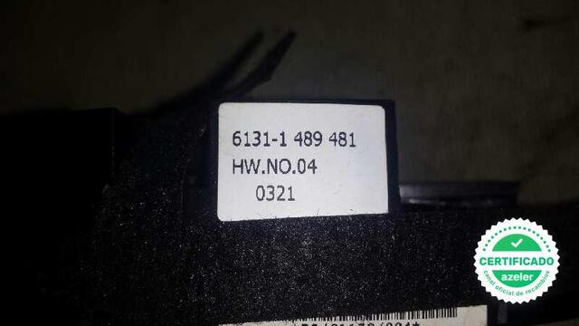 ANILLO AIRBAG BMW MINI R50R53 ONE SIN - foto 4