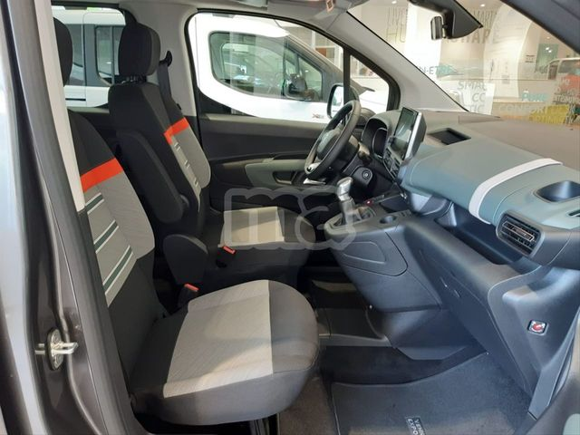 CITROEN - BERLINGO TALLA M BLUEHDI 100 SS SHINE - foto 9
