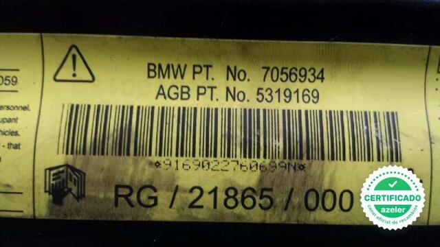AIRBAG DELANTERO DERECHO BMW MINI R50R53 - foto 4