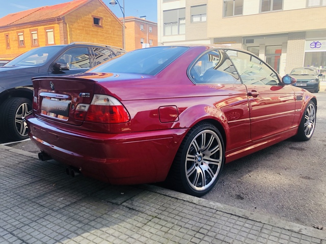 BMW - M3 COUPE SMG II - foto 4