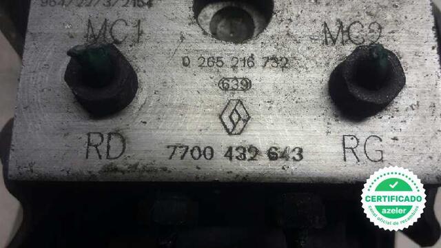 ABS RENAULT MIDLINER S 120 08A 19 D RN - foto 3