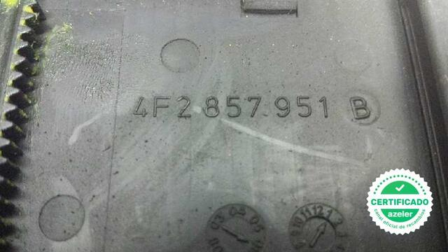 CENICERO AUDI RS 6 4F2 30 TDI QUATTRO - foto 2