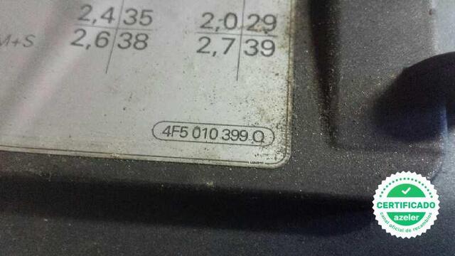 TAPA EXTERIOR COMBUSTIBLE AUDI RS 6 4F2 - foto 4