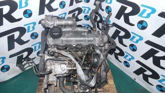 MOTOR ALH 1. 9 TDI GRUPO VAG - foto 1