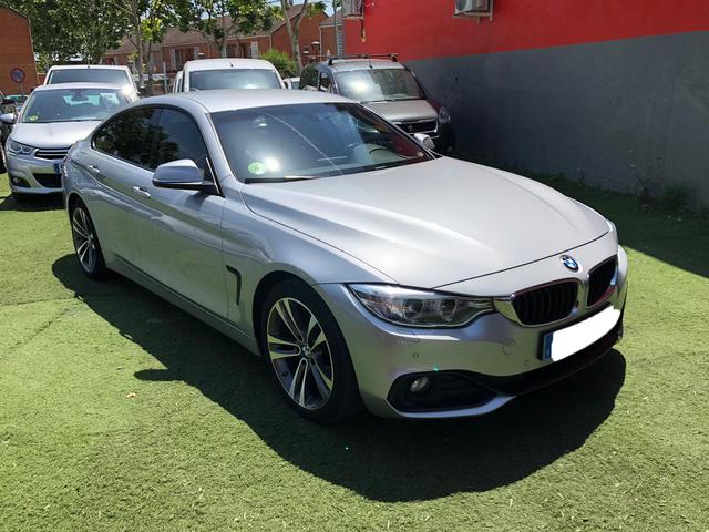 BMW - BMW SERIE 4 GRAND COUPE - foto 2