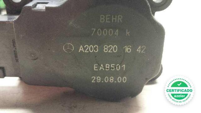 MOTOR CALEFACCION MERCEDES CLASE C W203 - foto 3