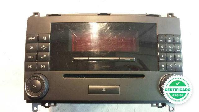 SISTEMA AUDIO RADIO CD MERCEDES SPRINTER - foto 2