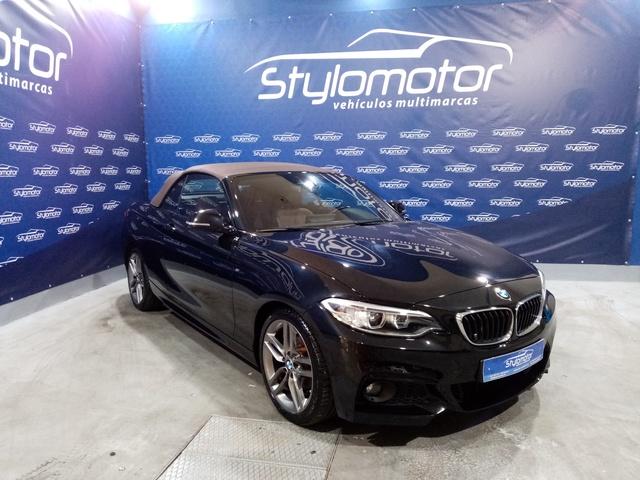 BMW - 218D 2. 0 CABRIO - foto 1