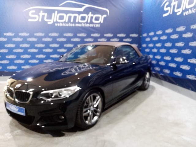 BMW - 218D 2. 0 CABRIO - foto 2