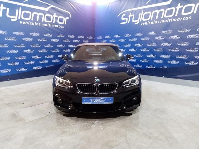 BMW - 218D 2. 0 CABRIO - foto 3